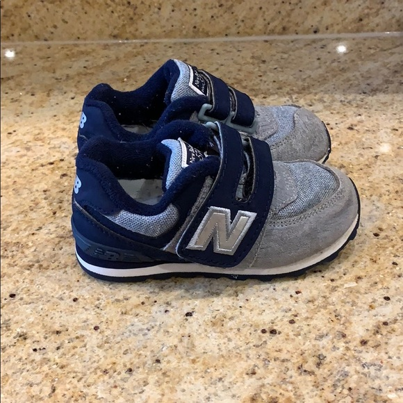 New Balance Baby Boy Tennis Shoes 75 W